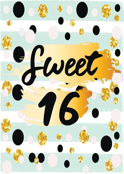 Golden Sweet 16