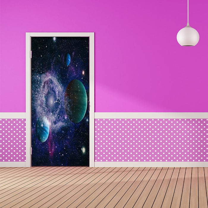 Galaxy Decorations
