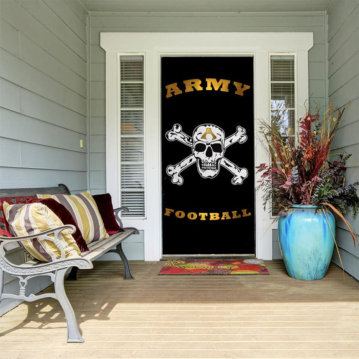 Army Football Door Cover