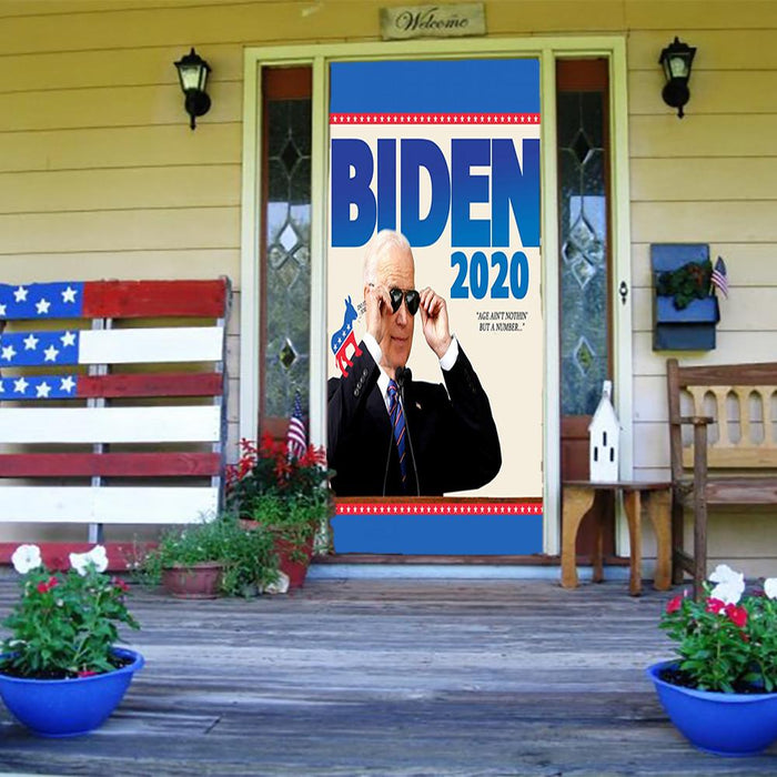 Biden 2020 Door Cover