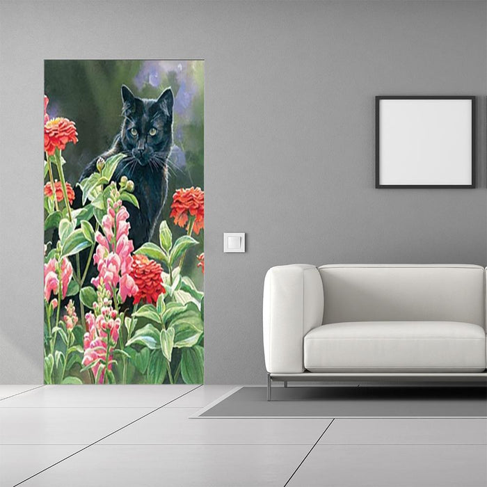 Black Cat Decor