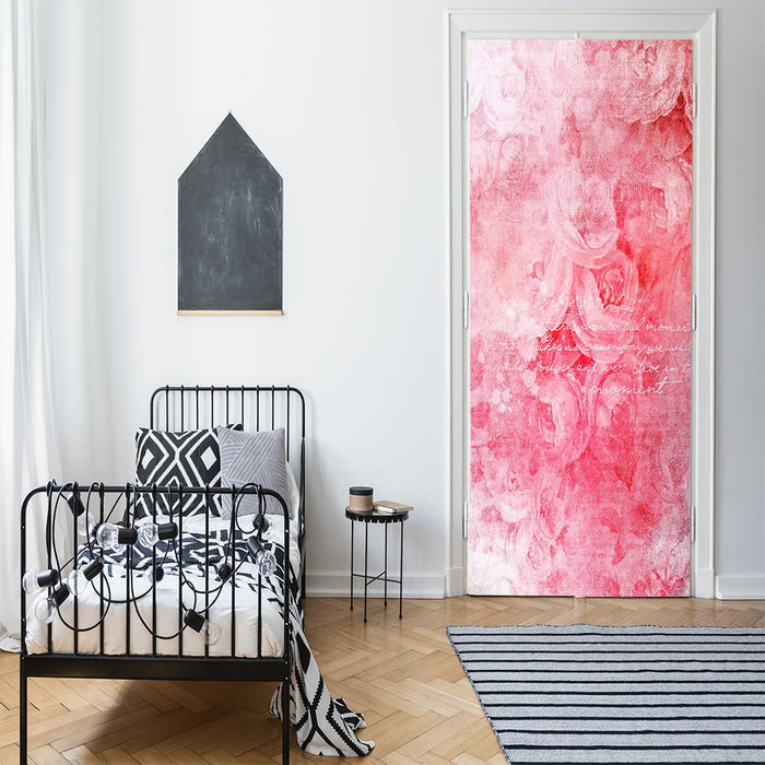 Customizable - Pink Expressions Door Decor