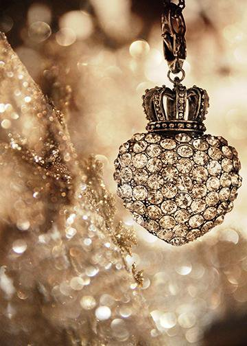 Christmas Gold Ornament