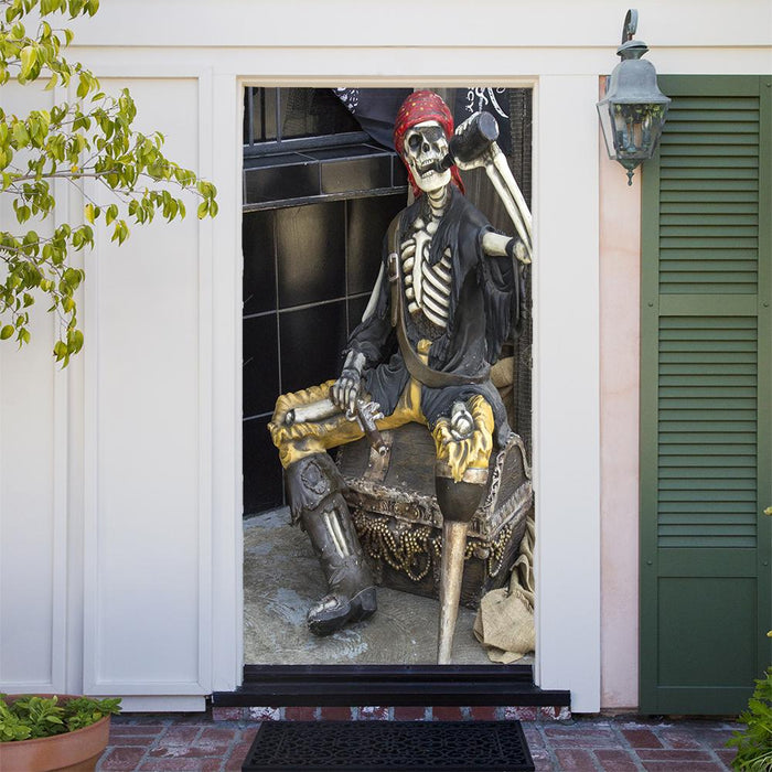 The Pirate Next Door Decor