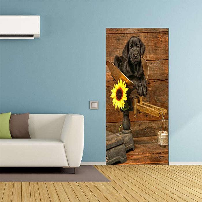 Black Lab Decor