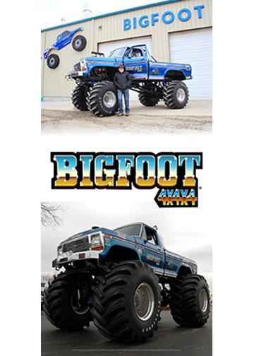 BIGFOOT 4x4 Classic II