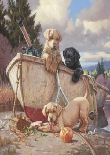 Labrador Home Decor