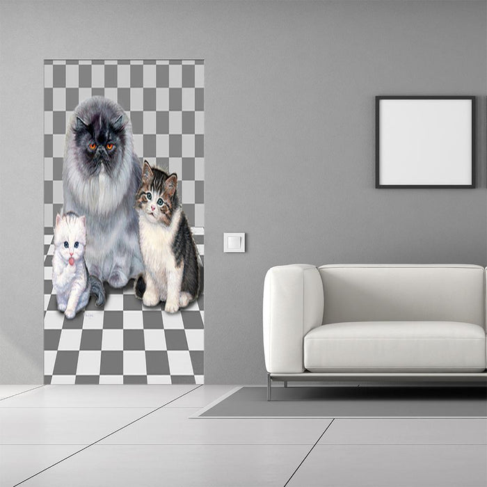 Cat Bedroom Decor