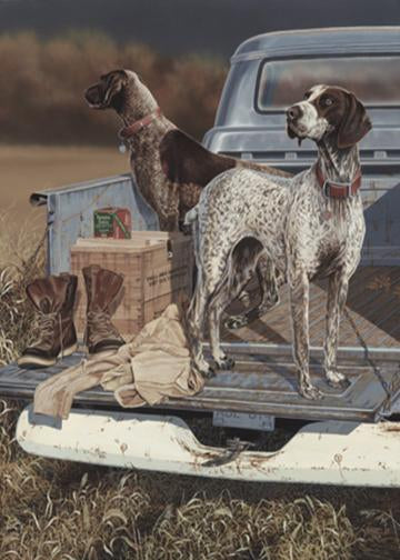 German Pointer Decor