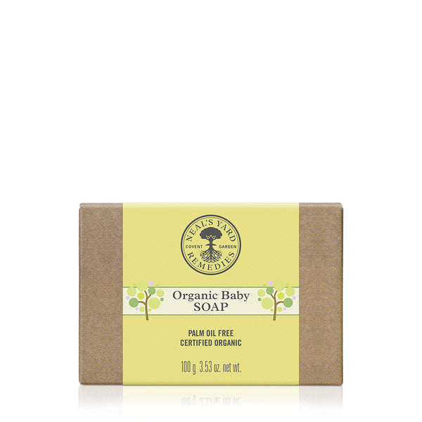 Neal's Yard Remedies Organic Baby Soap - 100g