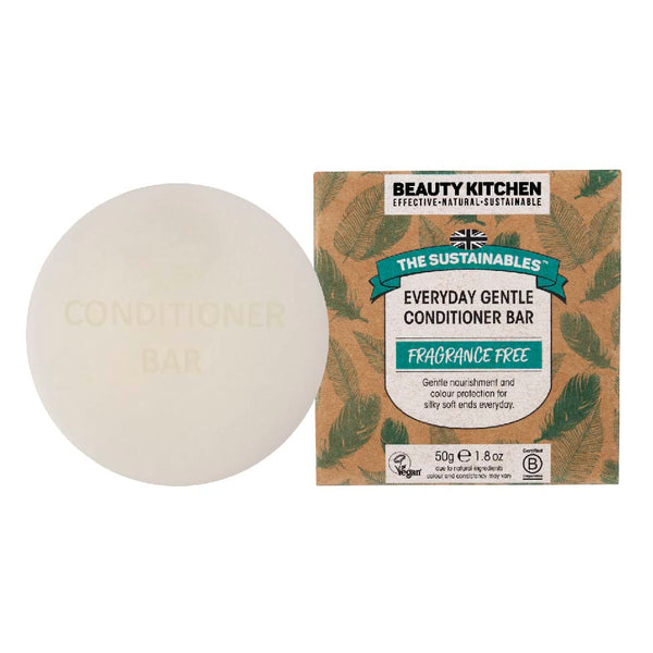 Beauty Kitchen The Sustainables Everyday Gentle Conditioner Bar 50g
