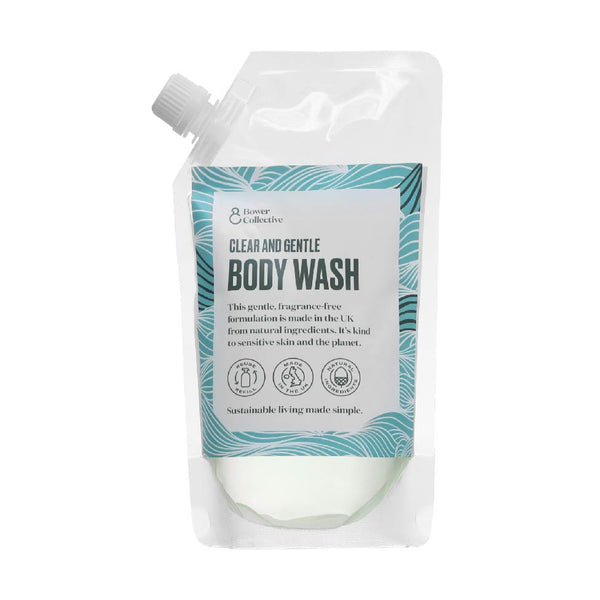 Bower Gentle Body Wash Refill 500ml