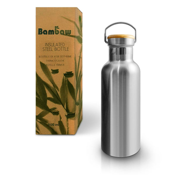 Bambaw Insulated steel bottle - 500ml