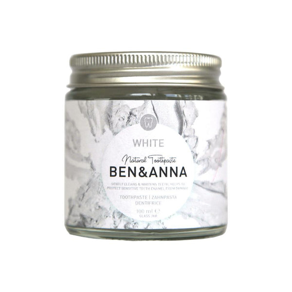 Ben & Anna Natural White Toothpaste