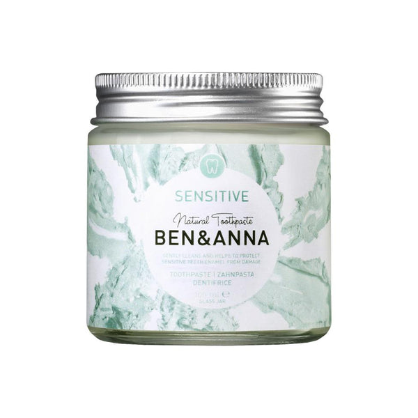 Ben & Anna Natural Sensitive Toothpaste