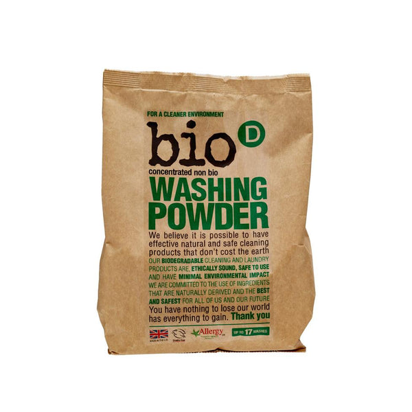 Bio-D Concentrated Washing Powder 1KG