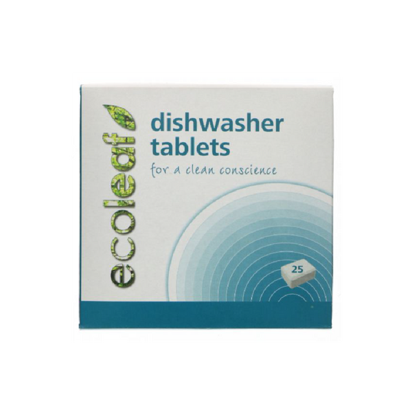 Ecoleaf Dishwasher Tablets - 25