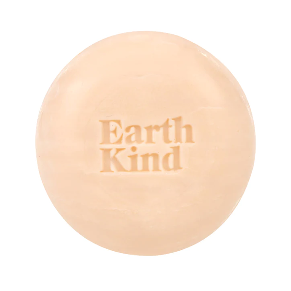 EarthKind Shampoo Bar Bergamot & Sage - for dry & coloured hair 50g