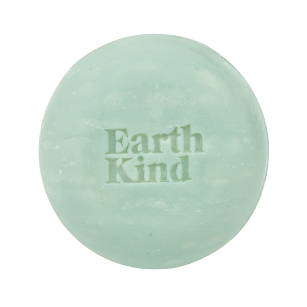 EarthKind Shampoo Bar Citrus Leaf - for frequent use 50g