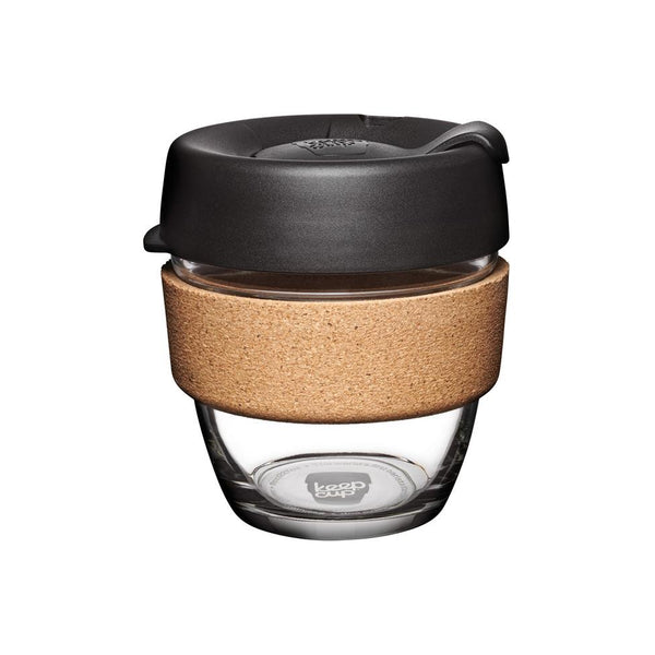 KeepCup Brew Cork - Black