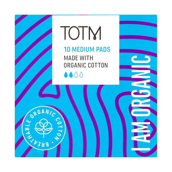 TOTM Organic Cotton Pads