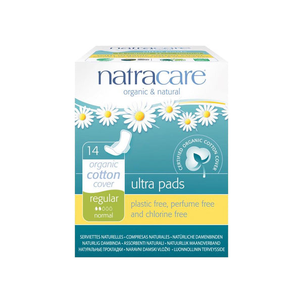 Natracare Ultra Regular Organic Pads