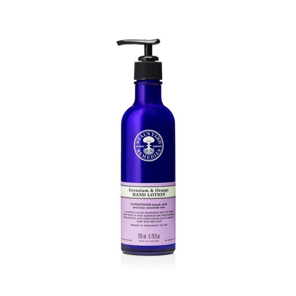 Neal's Yard Remedies Geranium & Orange Hand Lotion