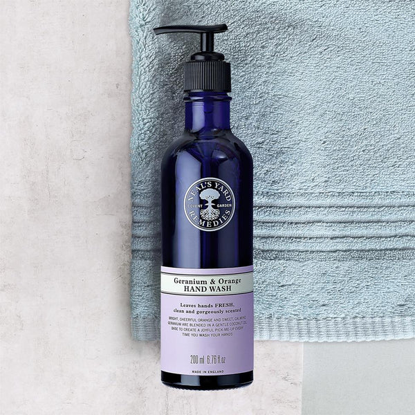 Neal's Yard Remedies Geranium & Orange Hand Wash