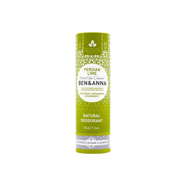 Ben & Anna Natural Deodorant Persian Lime