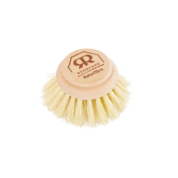 Redecker Wooden Dish Brush Replaceable Head - 5cm