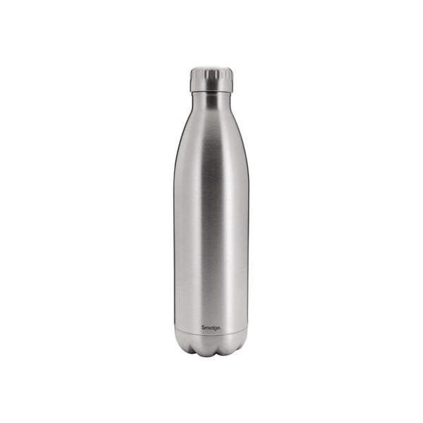 Smidge Reusable Water Bottle - 750ml Steel