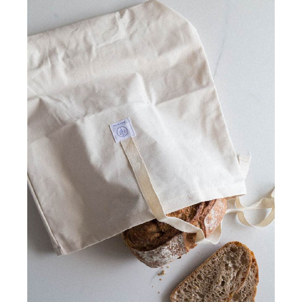 Dans Le Sac - The zero waste package with reusable bread bag & produce bags
