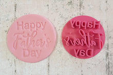 Style 1 'Happy Father's Day' Stamp