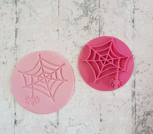 'Spider and Web ' Stamp