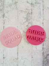 'Bride Squad' stamp
