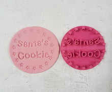 'Santa's Cookie' Stamp