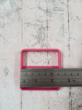 Rounded Corner Square cutter various sizes