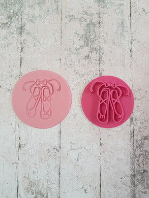 'Ballet shoes' Stamp