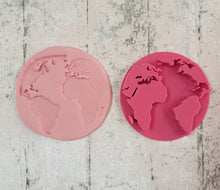 'World Globe' stamp