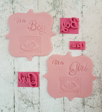 Individual Baby Stamps