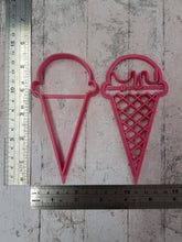 Ice Cream Cone Cutter & Imprint