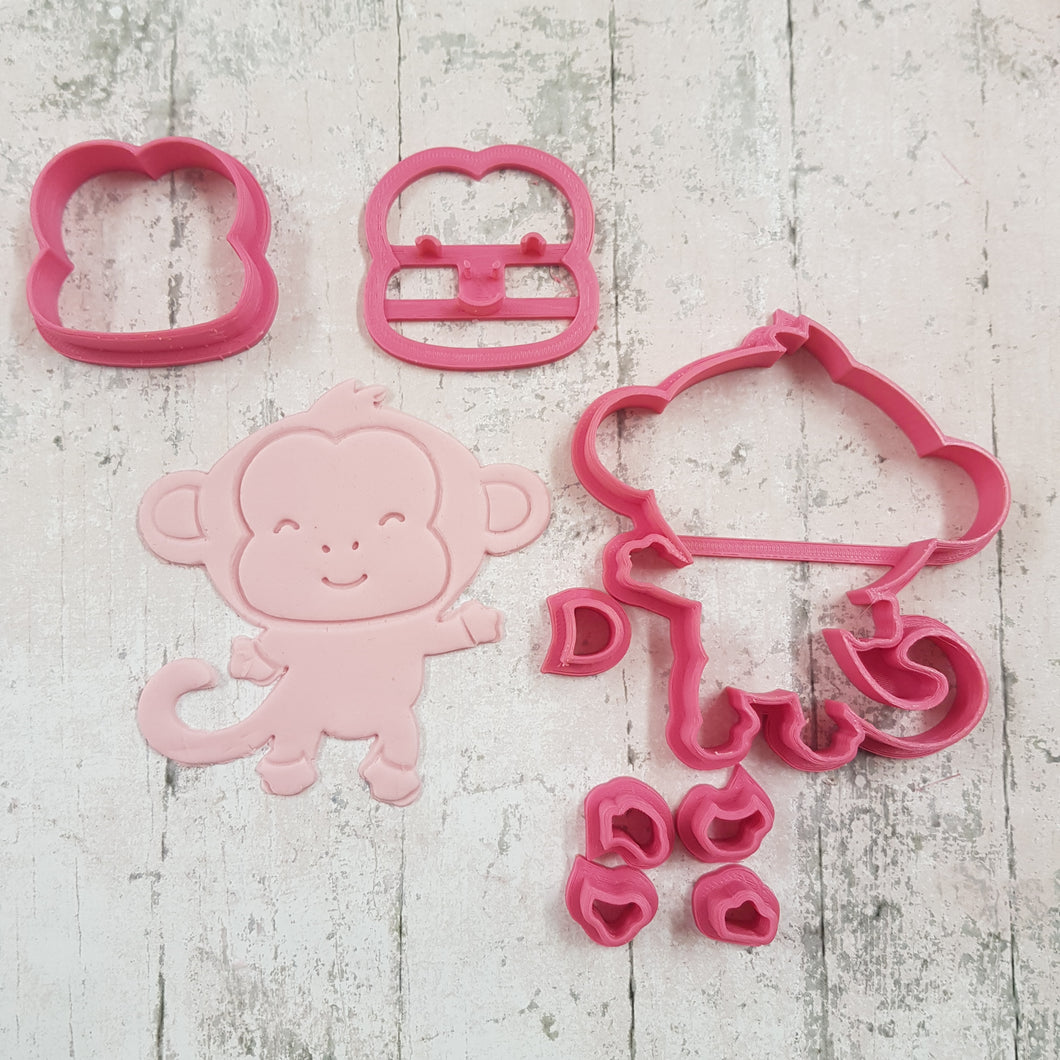 monkey cutter set