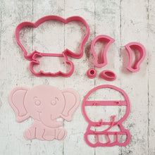 Elephant cutter set