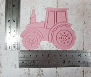Tractor cutter and imprint