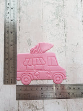 Icecream truck cutter and imprint