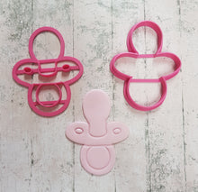 Baby Pacifier (Dummy) Cutter and Imprint Set