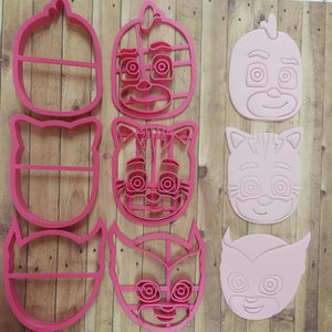Character Mask Set