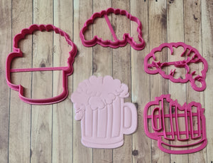 Beer Mug cutter and imprint set