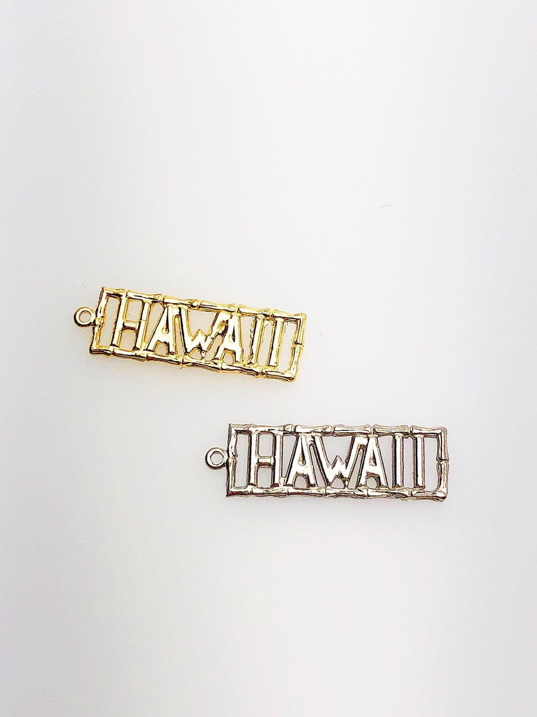 14K Solid Gold Hawaii