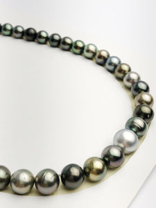 Loose Tahitian Pearls Set, Multicolor, Wholesale - Only 17 per pearl - AA Quality (237)